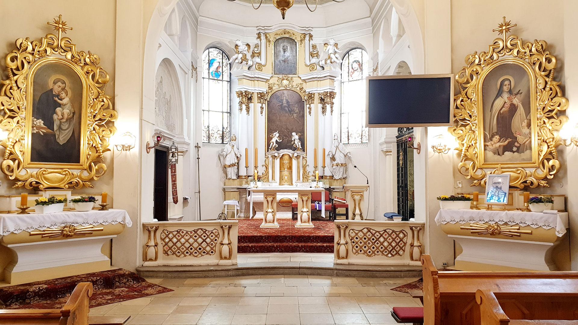 Parafia pw. św. Bartłomieja Apostoła w Objezierzu